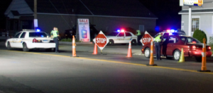 DUI Checkpoint in Brandon, FL