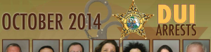 October 2014 DUI Arrests in Polk County
